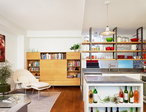 8+ Inspiring Open Concept Kitchen You'll Love