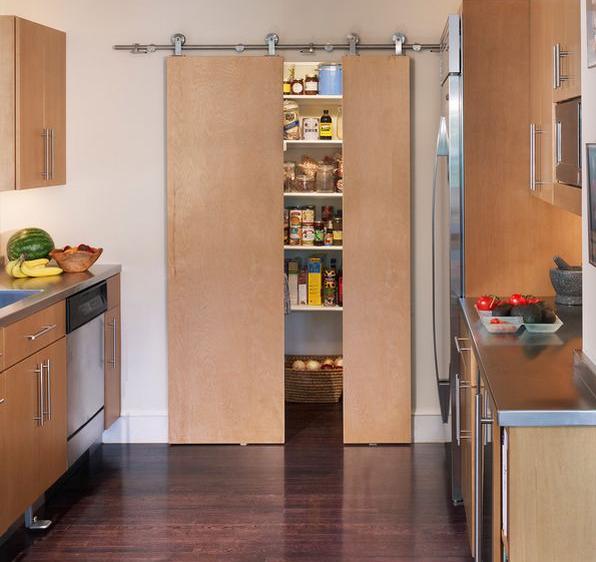 10+ Creative Pantry Door Ideas For Inspirational