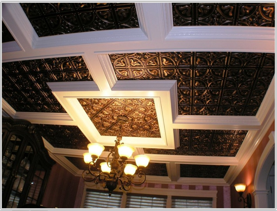 covered ceiling ideas